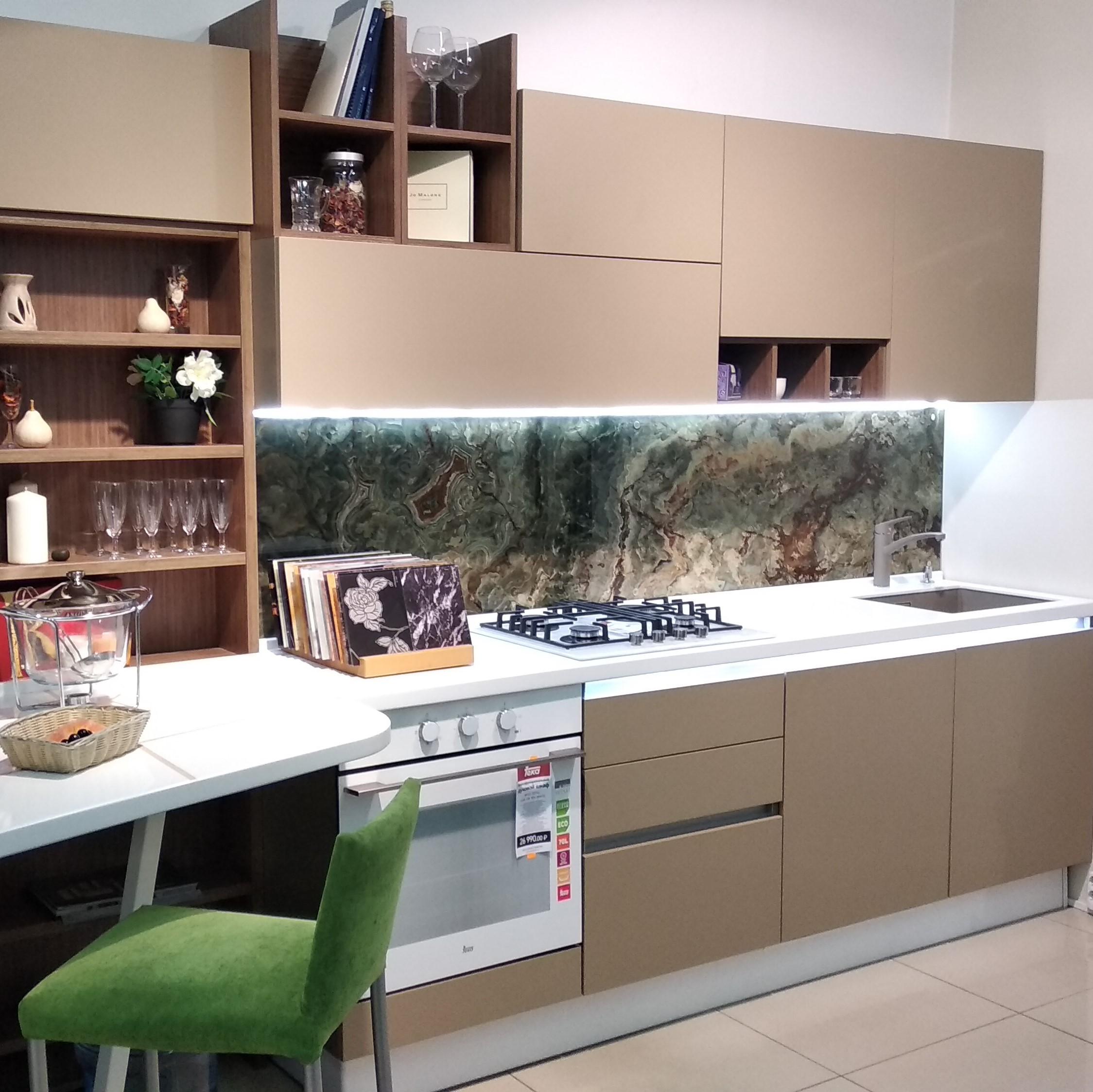 матовые кухонные фасады